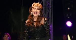Alanya Festivali'nde Ebru Gündeş Coşkusu