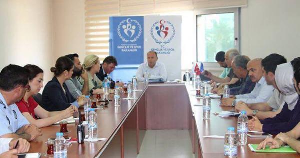 19 Mayıs öncesi genişletilmiş hazırlık toplantısı