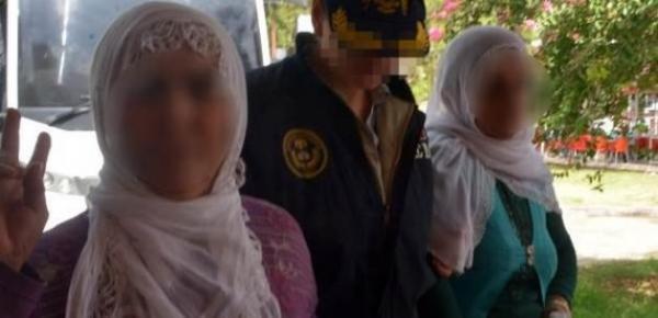 2 POLİSİ ŞEHİT EDEN PKK LILAR YAKALANDI