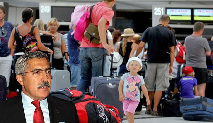 1,5 milyon yerli turistten 1,5 milyar dolar bekliyor