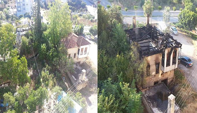 Alanya'da Taş evler zamana karşı yok oluyorlar