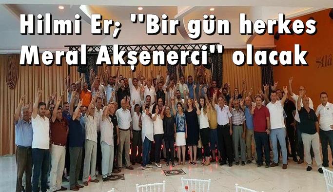 Alanya'da Akşener'in ayak sesleri yükseliyor