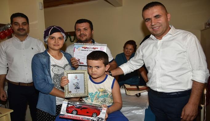 Belediye 7. Kez sünnet organizasyonu yaptı