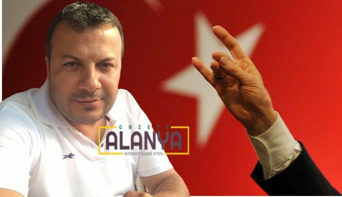 MHP Alanya'da şok istifa