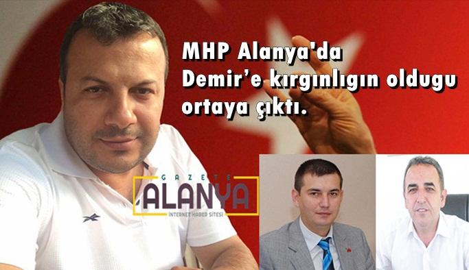 MHP'li Kemal Demir, 'Şahıs' oldu