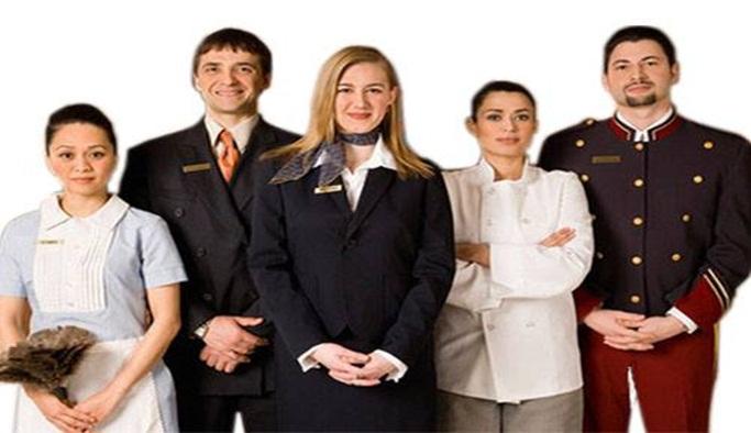 Otel çalışanlarına yeni düzenleme geldi