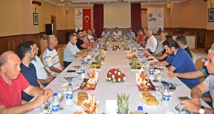 Turizm istişare toplantısı gerçekleştirildi