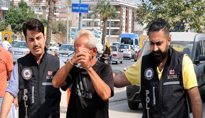 60'lık uyuşturucu şüphelisi tutuklandı