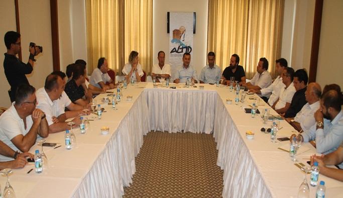 Altid'in bölge toplantıları tamamlandı