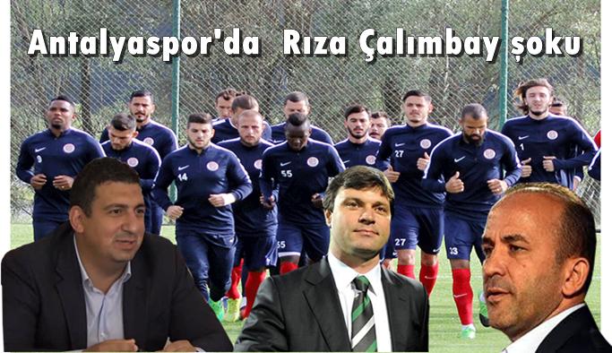 Antalyaspor'nın teknik adam kim olacak..!