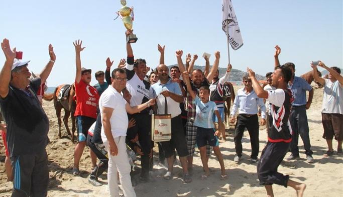Atlı Cirit yarışları sona erdi