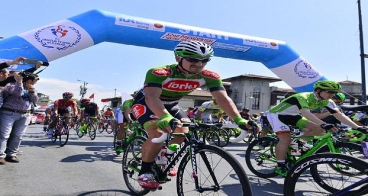 Cumhurbaşkanlıgı Bisiklet Turu Alanya'dan başlayacak