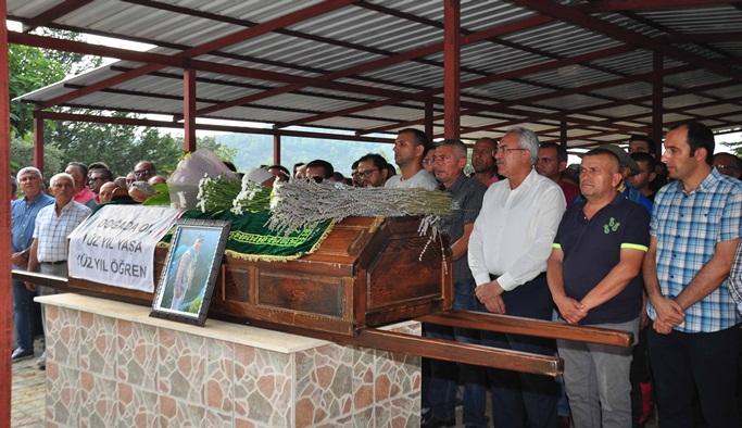 Dağcılık Platformu kurucusu Çetin toprağa verildi