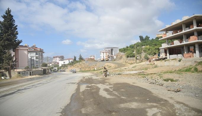 Hacıbaba caddesi Trafiğe kapatılıyor