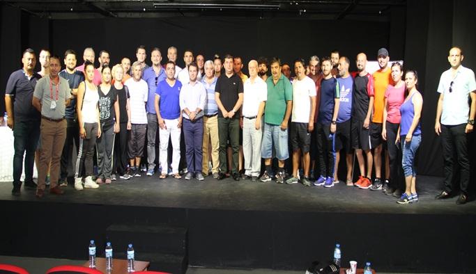 Sporda etkinlik yönetimi semineri