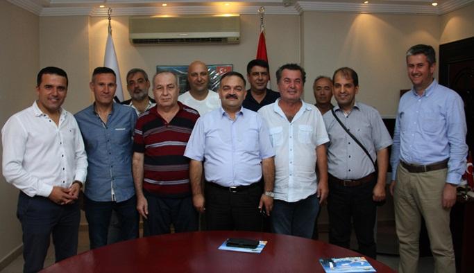 Tuna'nın turizm projesi destek gördü