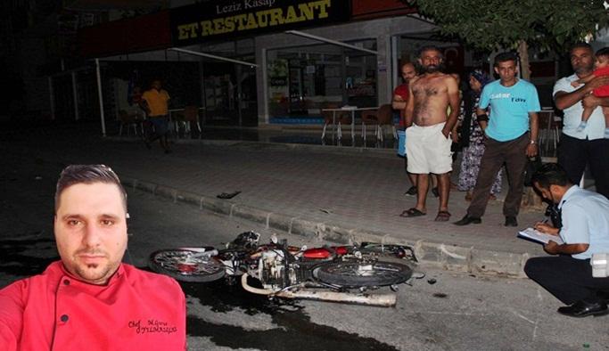 Yine motosiklet kazası: 1 ölü