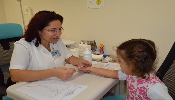 Alanya'da alerji testi