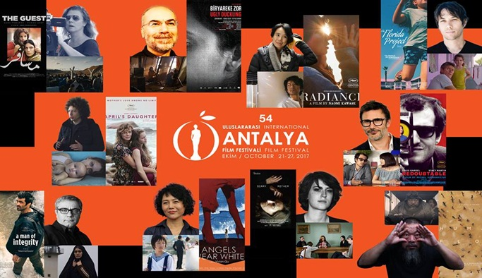 Antalya'ya dünyaca ünlü jüri geliyor