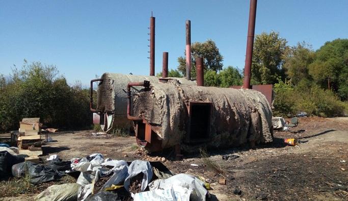 Kömür kazanı patladı: 1 ölü, 2 yaralı