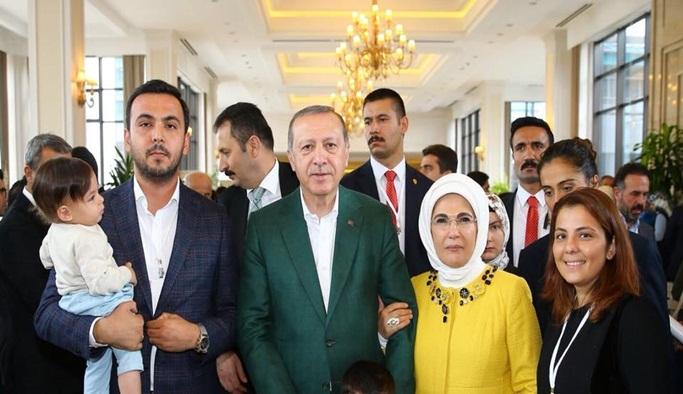 Toklu'dan Cumhurbaşkanı ile paylaşım