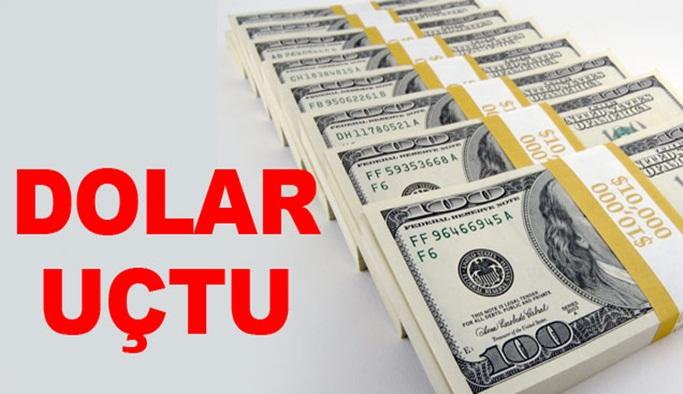Vize krizi doları uçurdu