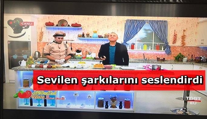 Alanyalı şarkıcı Anadolu Mutfağı'ndaydı