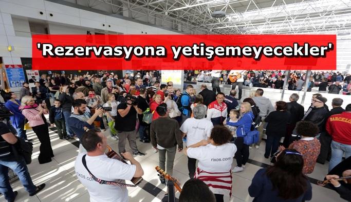 """'Antalya'da turist patlaması olacak"""""""