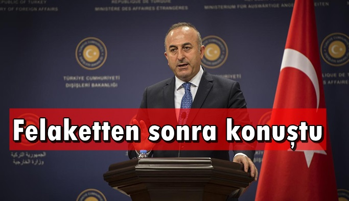 Çavuşoğlu: 'Gereken destek verilecek'