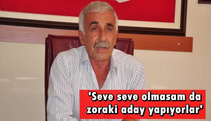 CHP'de Türktaş da aday
