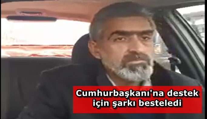 Cumhurbaşkanı Erdoğan'a destek çığ gibi