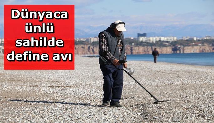 Dünyaca ünlü sahil bomboş kaldı
