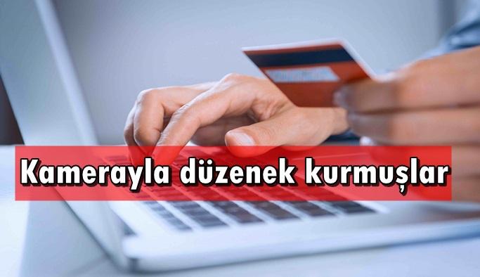 Kredi kartlarını kopyalayan 3 kişi tutuklandı