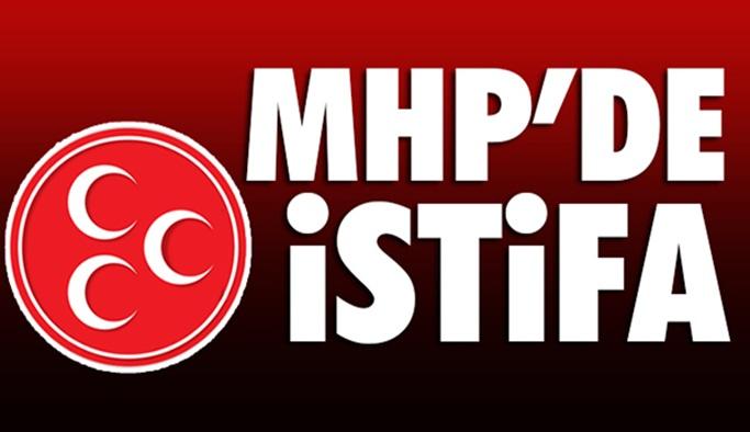 MHP Gazipaşa'da toplu istifa