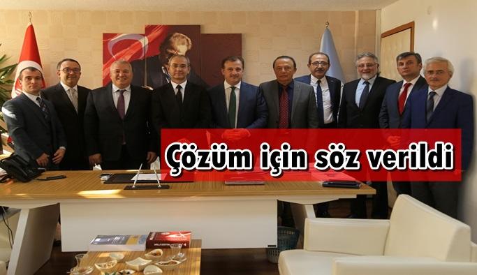 Şahin'den ikinci Ankara çıkarması