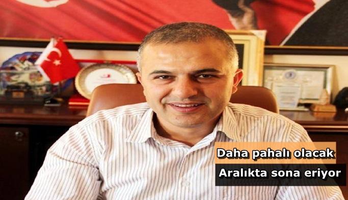Akkaya'dan taksici esnafına MTV uyarısı