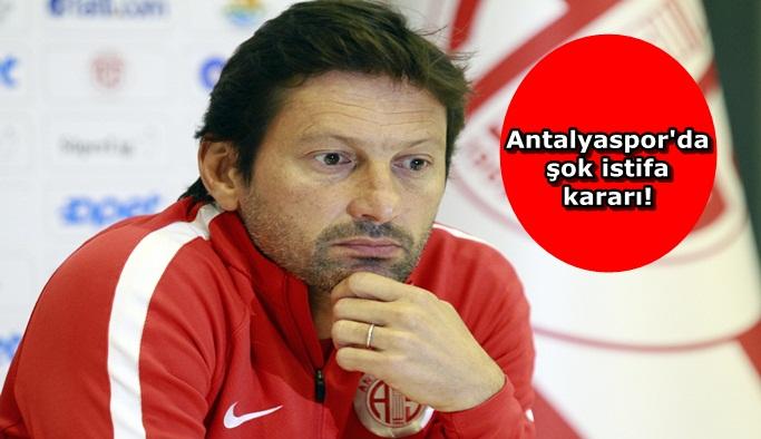 Antalyaspor'da Leonardo dönemi bitti