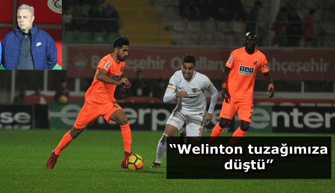 """""""Beşiktaş ile aynı puandayız, kimse bizden beklemiyordu"""""""