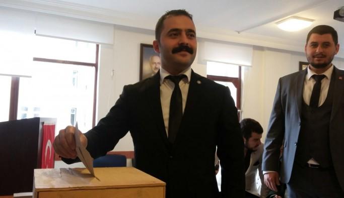CHP İlçe Gençlik Kolları Başkanı gözaltına alındı