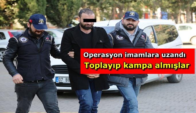 FETÖ operasyonu: 10 gözaltı
