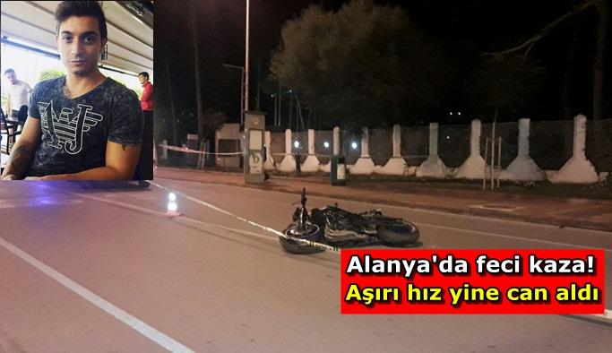 SON DAKİKA! Alanya'da korkunç kaza! 1 ölü 1 yaralı