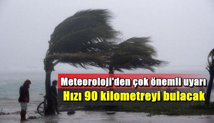 Alanya için kritik uyarı! Şiddetli fırtına geliyor