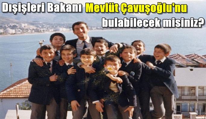Çavuşoğlu'ndan nostaljik paylaşım