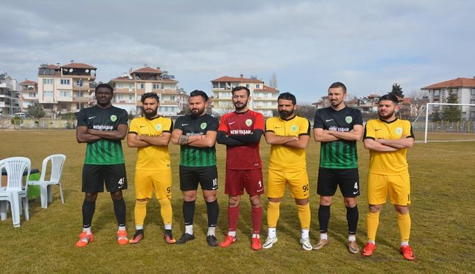Korkuteli Belediyespor'da biri Ganalı 7 transfer