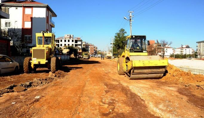 Mehmet Akif Ersoy Mahallesi yenileniyor