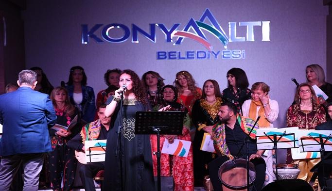 THM Kadınlar Korosu'dan yılın ilk konseri