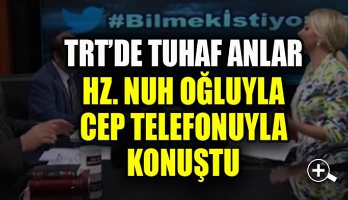 TRT'de yayınlandı: Nuh Tufanı hakkında en tuhaf iddia