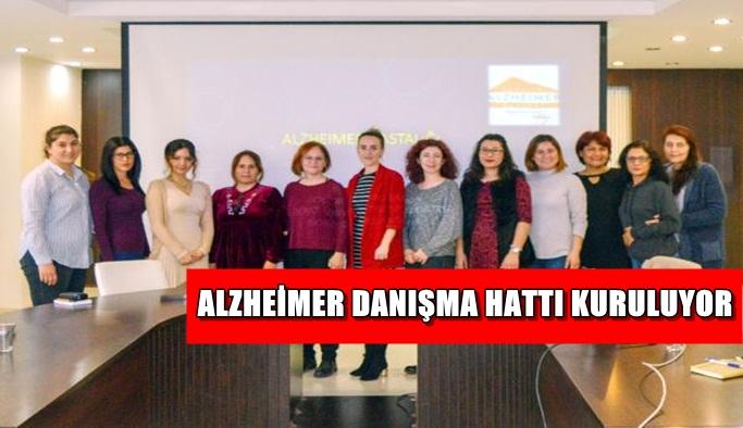 Alzheimer Danışma Hattı kuruluyor