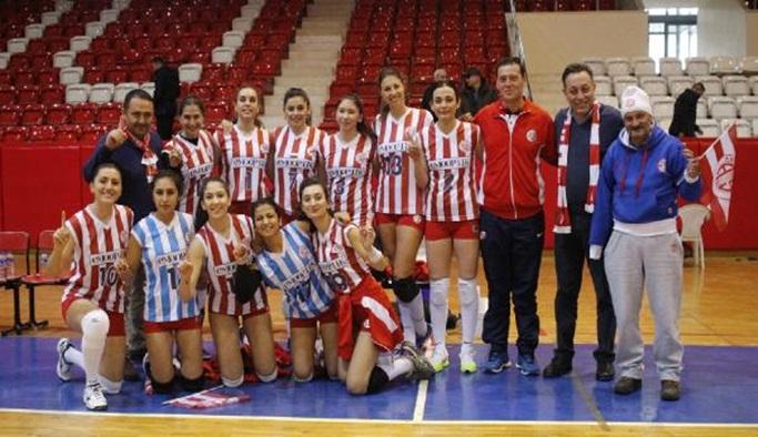 Antalyaspor'da 2. Lig mutluluğu