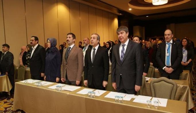 Avrupa Türk Parlamenter Birliği Antalya'da toplandı